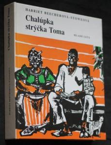 náhled knihy - Chalúpka strýčka Toma