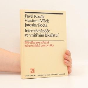 náhled knihy - Intenzivní péče ve vnitřním lékařství