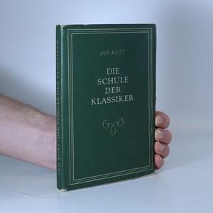 náhled knihy - Die Schule der Klassiker