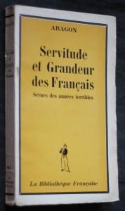 náhled knihy - Servitude et Grandeur des Français : Scène des années terribles