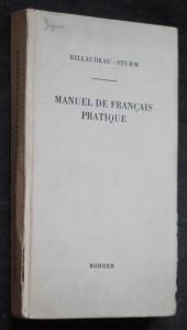 náhled knihy - Nouveau manuel de français pratique