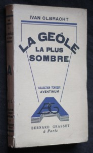 náhled knihy - La Geôle la plus sombre