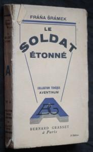 náhled knihy - Le Soldat étonné