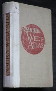 náhled knihy - Knaurs Welt=altlas