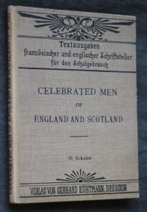 náhled knihy - Celebrated men of England and Scotland