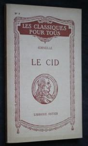 náhled knihy - Corneille, le cid