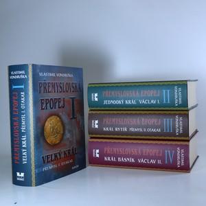 náhled knihy - Přemyslovská epopej I.-IV. díl (4 svazky, komplet)