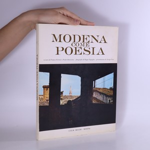 náhled knihy - Modena come poesia