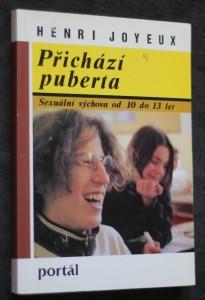 náhled knihy - Přichází puberta : sexuální výchova od 10 do 13 let