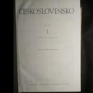 antikvární kniha Československo. 1. ročník, 1946