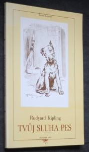 náhled knihy - Tvůj sluha pes