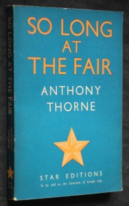 náhled knihy - So long at the fair
