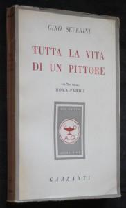 náhled knihy - Tutta la vita di un pittore