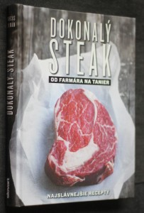 náhled knihy - Dokonalý steak od farmára na tanier