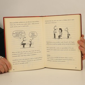 antikvární kniha Deník malého poseroutky. Zápisky Grega Heffleyho, 2010