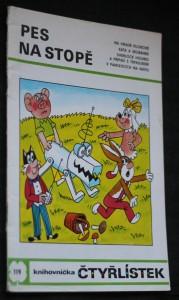 náhled knihy - Pes na stopě : [Soubor obrázkových příběhů pro děti], č. 119