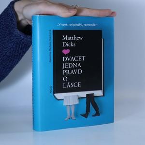 náhled knihy - Dvacet jedna pravd o lásce