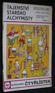 náhled knihy - Čtyřlístek č. 80 - Tajemství starého alchymisty