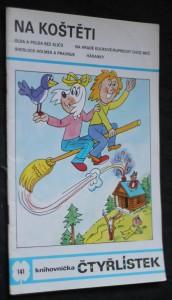 náhled knihy - Na koštěti : [soubor obrázkových příběhů pro děti], č. 141