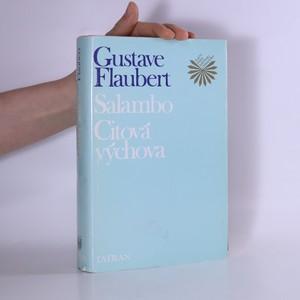 náhled knihy - Salambo. Citová výchova (slovensky)