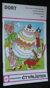 náhled knihy - Dort : [obrázkové příběhy pro děti], č. 151