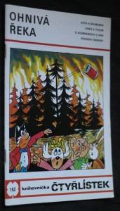 Ohnivá řeka : [obrázkové příběhy pro děti], č. 152