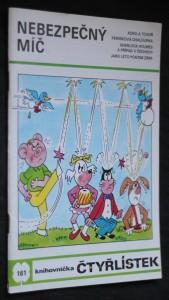 Nebezpečný míč : [obrázkové příběhy pro děti], č. 161