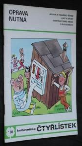 náhled knihy - Oprava nutná : [obrázkové příběhy pro děti], č. 168