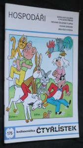 Hospodáři : [obrázkové příběhy pro děti], č. 175