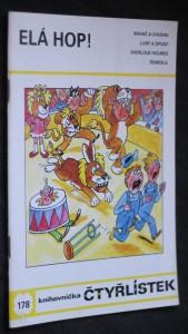 náhled knihy - Elá hop : [obrázkové příběhy pro děti], č. 178
