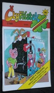 náhled knihy - Čtyřlístek 2/1991, 180