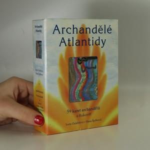 náhled knihy - Archandělé Atlantidy