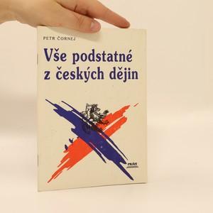 náhled knihy - Vše podstatné z českých dějin