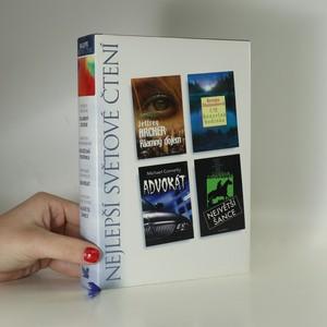 náhled knihy - Klamný dojem / Kouzelná hodinka / Advokát / Největší šance