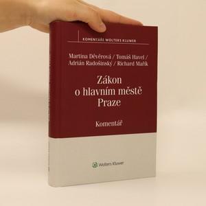 náhled knihy - Zákon o hlavním městě Praze : komentář