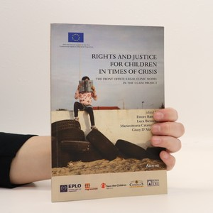 náhled knihy - Rights and Justice for Children in Times of Crisis