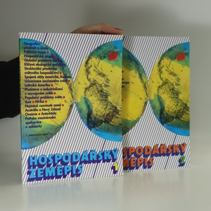 náhled knihy - Hospodářský zeměpis 1,2 (2 svazky)