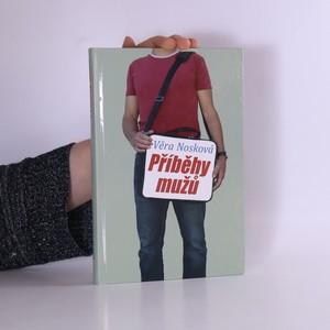 náhled knihy - Příběhy mužů (podpis autorky)