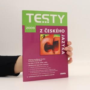 náhled knihy - Testy z českého jazyka 2009