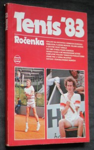 náhled knihy - Tenis '83