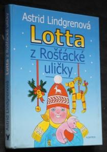 náhled knihy - Lotta z Rošťácké uličky