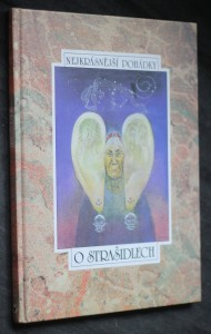 náhled knihy - O strašidlech : osm pohádek z pokladů našich a světových pohádkářů