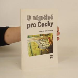 náhled knihy - O němčině pro Čechy