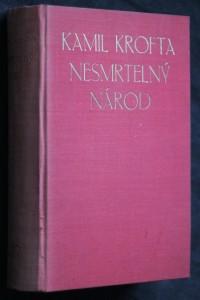 náhled knihy - Nesmrtelný národ : od Bílé hory k Palackému