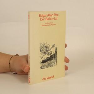 náhled knihy - Der Ballon-Jux