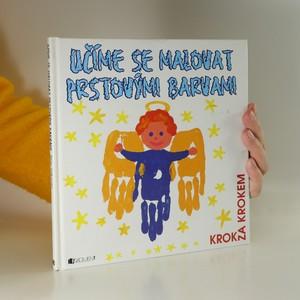 náhled knihy - Učíme se malovat prstovými barvami