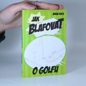 náhled knihy - Jak blafovat o golfu