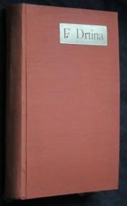 náhled knihy - Ideály výchovy : soubor programových a historických statí z pedagogiky