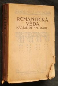 náhled knihy - Romantická věda