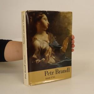 náhled knihy - Petr Brandl 1668-1735 : Jízdárna Pražského hradu, duben - červen 1969
